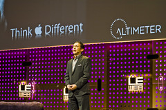 Brian Solis of Altimeter Group at Le Web 2012