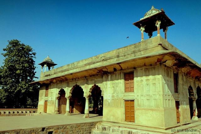 Roshanara's Tomb