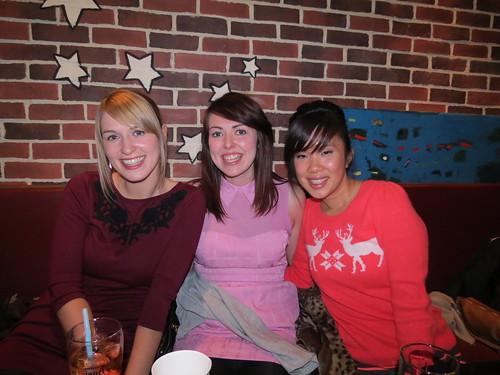Grace, Caroline and I