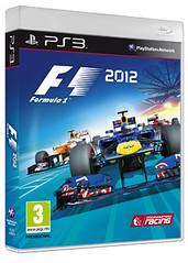 Formula 1 2012 - Packshot