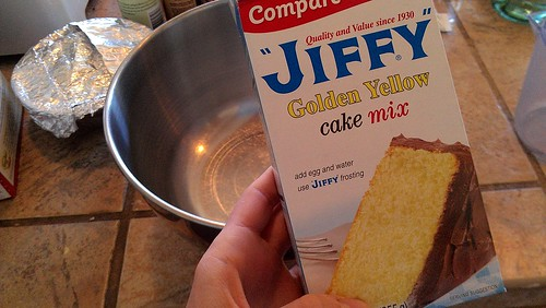 How Many Ounces In A Jiffy Cake Mix