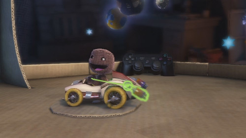 LittleBigPlanet Karting: Customization Tips and Tricks - 2