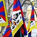 Manifestation pour la liberté au Tibet (Paris) ©dalbera