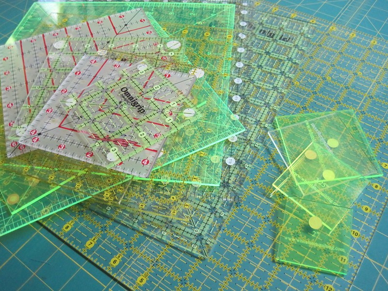 Square templates