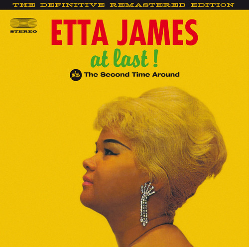 Etta James at last!