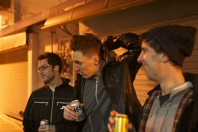 Calvin, Erik & Zak