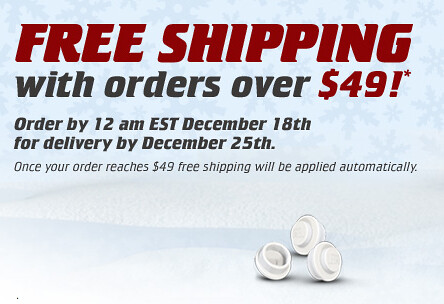 LEGO Shop@Home Free Shipping