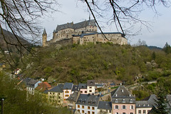 Village et Chateau de Vianden