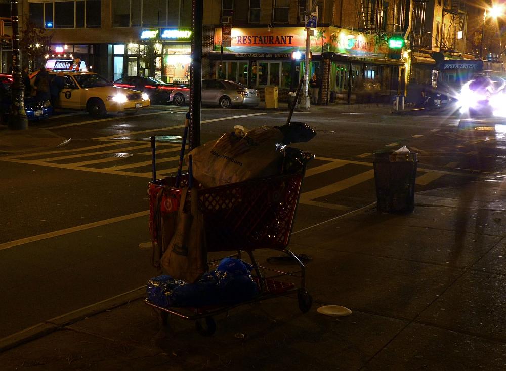 Stanton Street Night