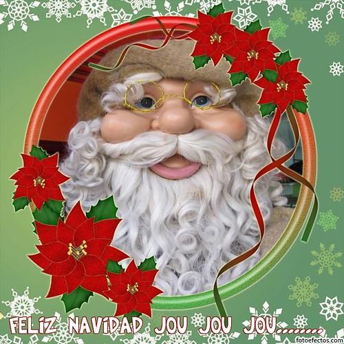 Feliz Navidad Jou Jou Jou......... by El coleccionista de instantes