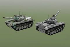 """M64A1 """"Torretta"""""""