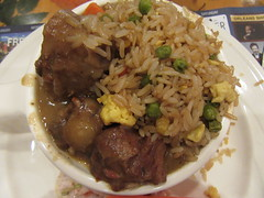 Oxtail with fried rice1