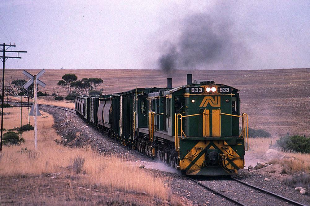 Broad gauge branch line memory by Bingley Hall