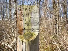 Green Belt White Trail
