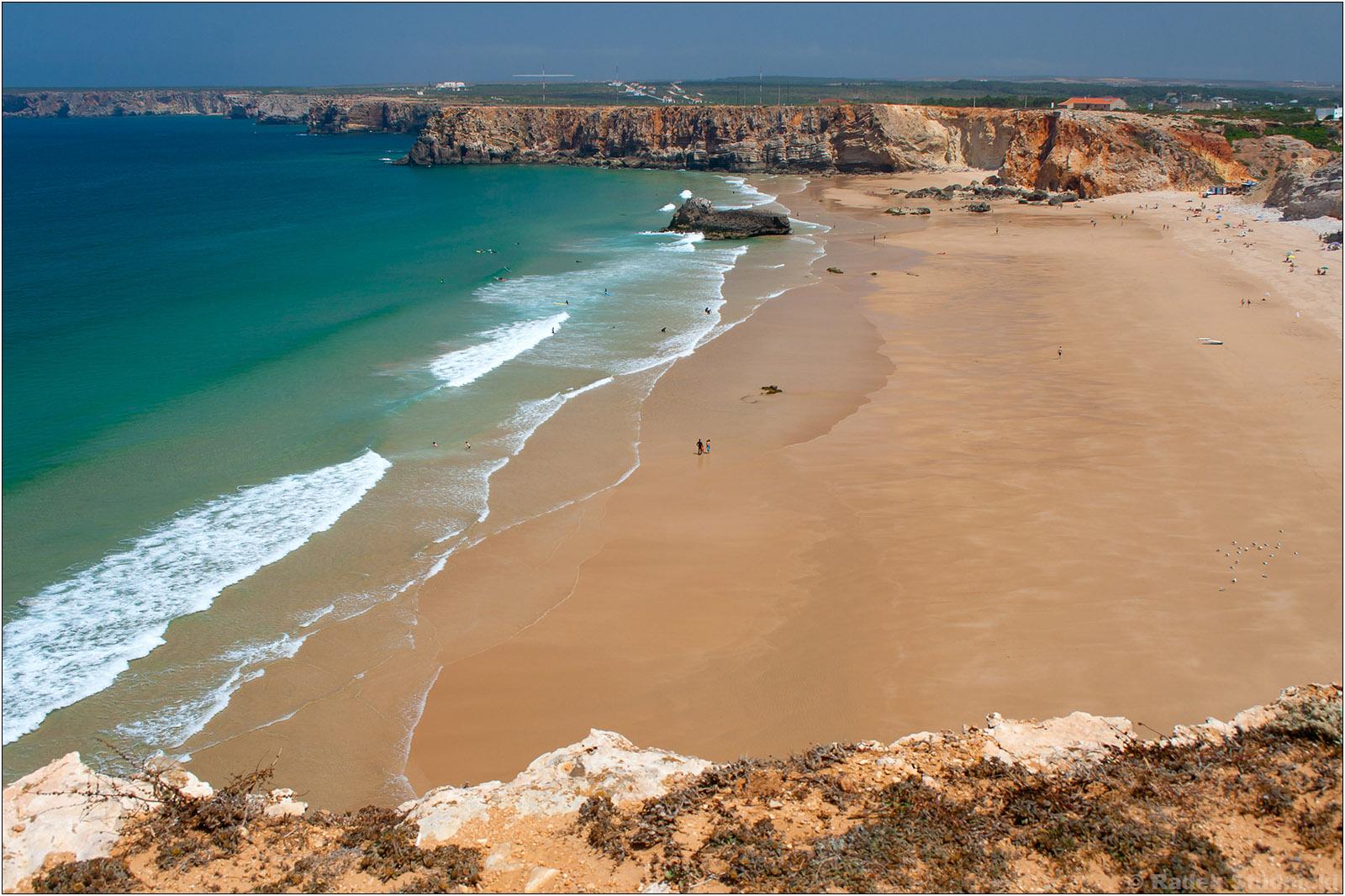Zachodnie wybrzeże Algarve, Sagres
