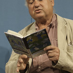 Louis de Bernières | The Captain Corelli creator reads from his latest poetry book, Of Love and Desire © Robin Mair