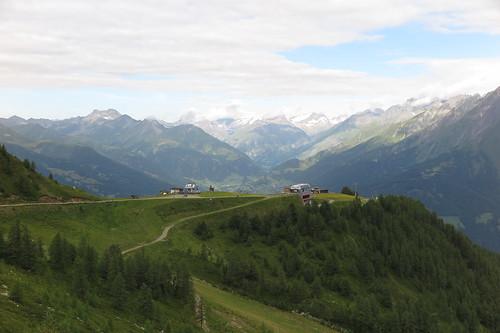 Klettersteig Blauspitz am 29.07.2016
