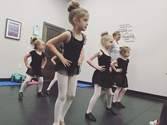Lyla and Paisley did wonderful at showing off their September skills! #sodctx #misspaisleygrace