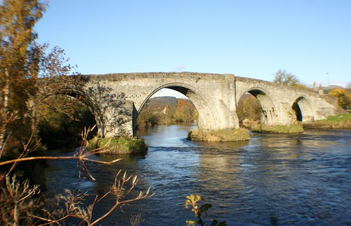 Stirling Bridge, River Forth, Scotland