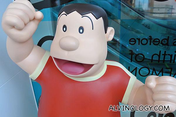 Big bully Takeshi Goda