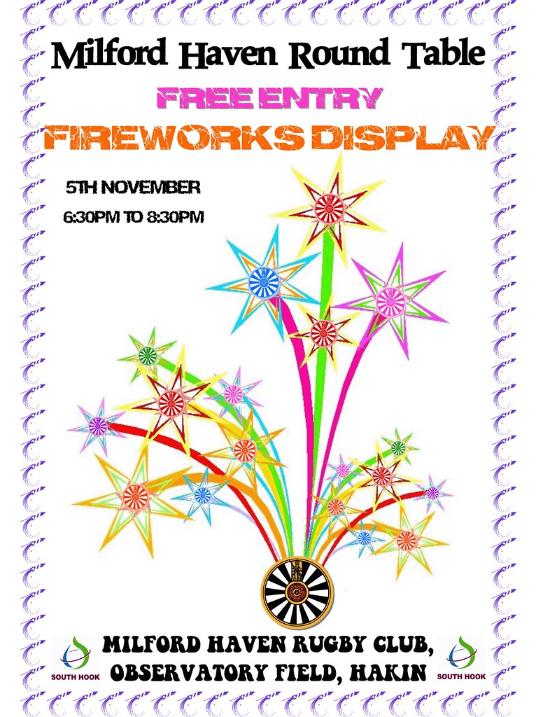 , Guy Fawkes Night #NaBloPOMo Day 5