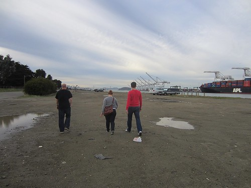 this was supposed to be the last photo found on my camera after we all got murdered in alameda, but then we survived.
