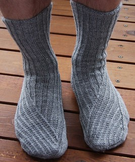 Twisted Socks