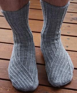 Twisted Socks