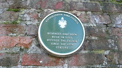 Photo of Green plaque number 11782