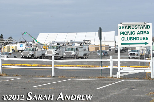 In photos: Monmouth Park stands strong in the wake of Hurricane Sandy