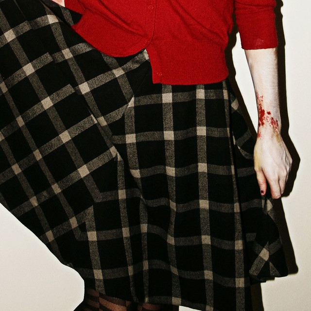 Zombie Housewife Skirt