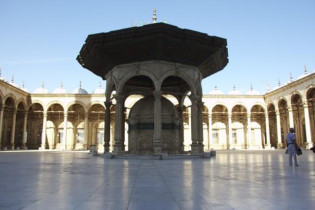 453 - Mezquita de Albastro