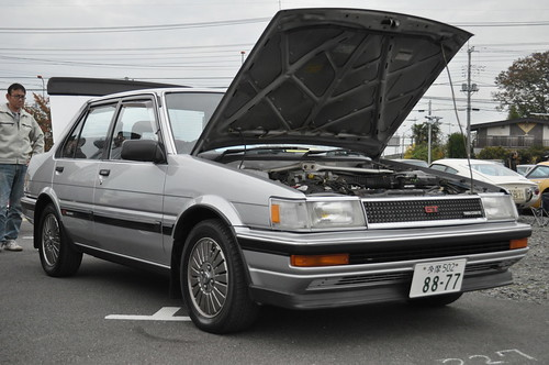 1985 TOYOTA COROLLA GT