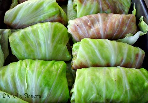 Cabbage Rolls (10)