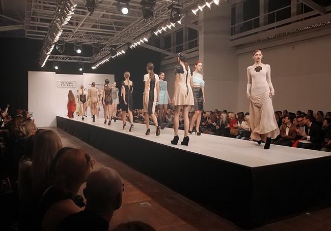 Белорусская неделя моды 2012