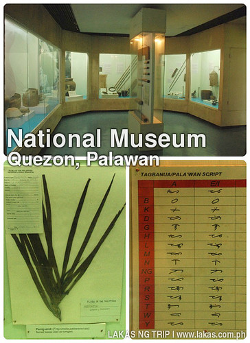 Quezon, Palawan branch of the National Museum