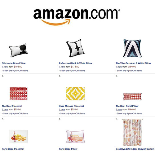 aphrochic items for sale on amazon