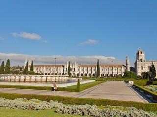 Jeronimos Monastery and Garden