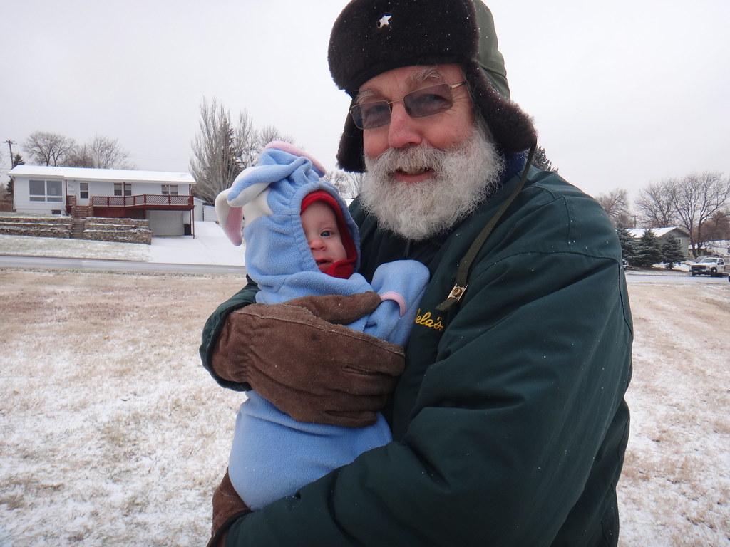 Fun With Grandpa!