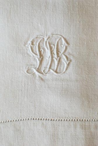 DB monogram