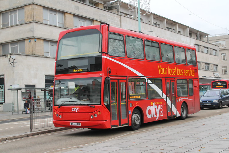 Plymouth Citybus 415 PL51LGN