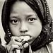 Depth in her eyes by Le Hong Ha