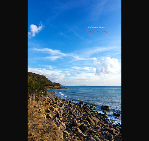 Endless Coastline by © Crystal Dawn Photography