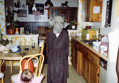 Found PHoto: Halloween Yoda