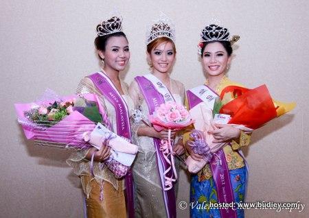 Grand Finale Ratu Kebaya 2012