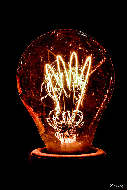 Bulb Fiction from Flickr via Wylio