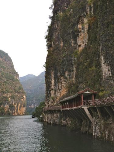 Yangtze tributory - Daning River