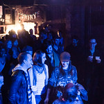 Jeff Klein / Mercury Lounge Crowd photographed by Chad Kamenshine