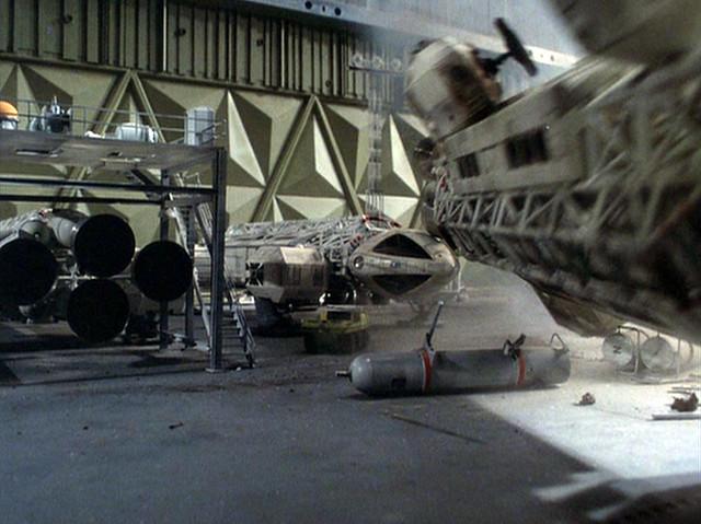 space 1999 spacecraft designs - photo #30