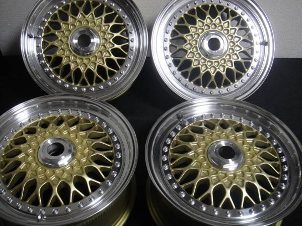 BBS RS Style wheels